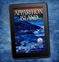 Apparition Island, Windjammer Mystery Series #4 (Kindle)